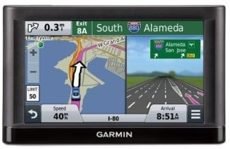 Garmin NUVI 52LM Portable Vehicle GPS System