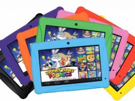 How to choose tablets for kids?