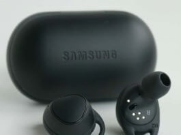 Samsung Gear IconX Review Headphones
