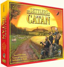 The Settlers of Catan Box