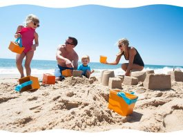 How To Choose A Best Beach Toys For Kids