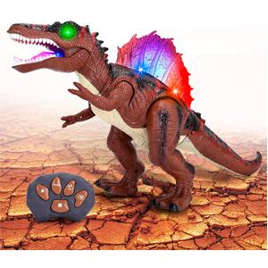 Remote Control Dinosaur, Big Action Figure Jurassic World Spinosaurus Toy