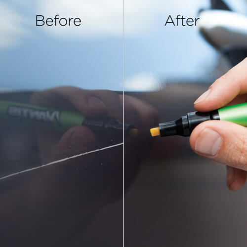 Before - After - Scratch Removers