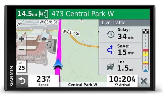 Garmin DriveSmart 65 Review