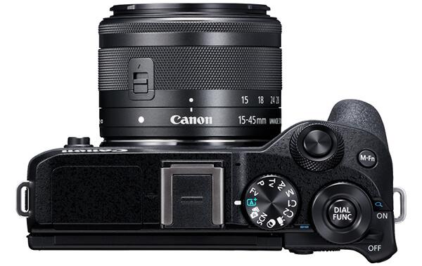 Canon EOS M6 Mark II Build Quality & Design