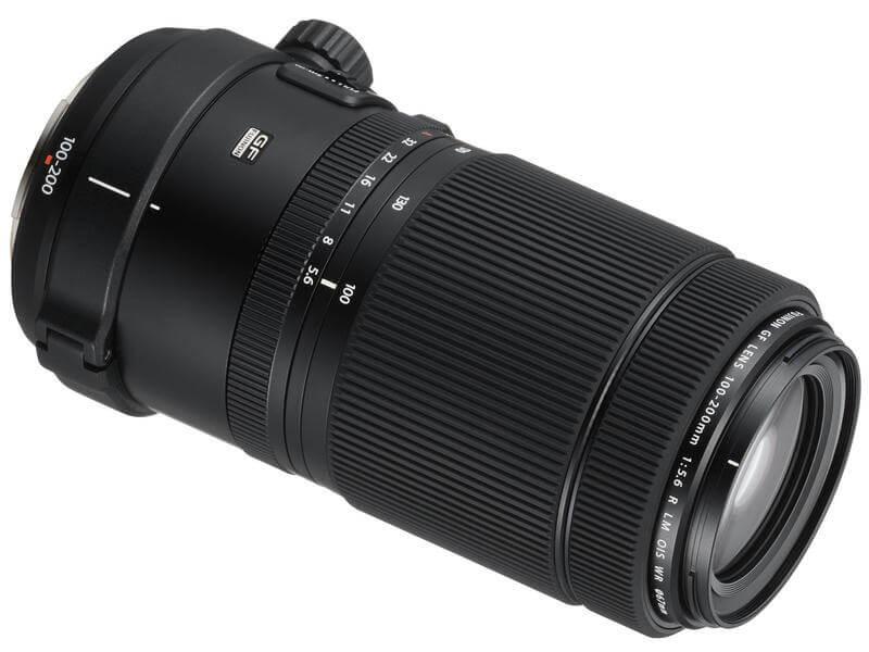 Fujifilm FUJINON GF Lens