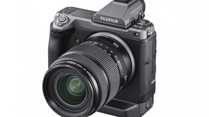 Fujifilm GFX100 Mirrorless Digital Camera