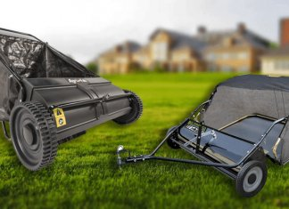 Best Lawn Sweeper: 2020 Reviews & Buying Guide