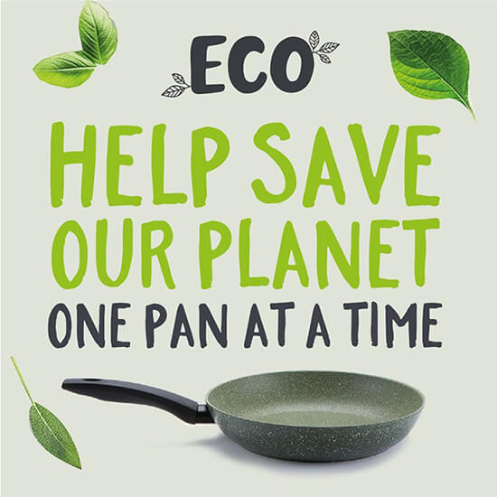 Prestige Pans are an innovative and eco-friendly alternative to an ordinary frying pan