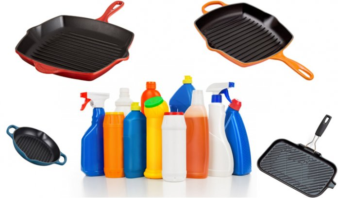 Best Easy Steps How to Clean Le-Creuset Grill Pan