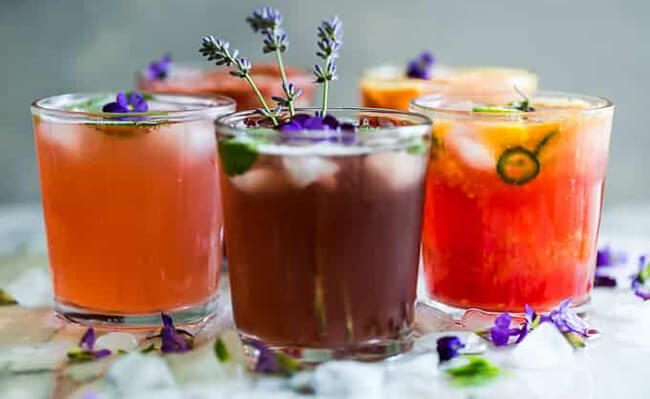 The Best Kombucha Flavors For Summertime Kombucha Mocktail