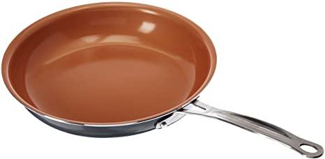 Gotham Steel Ceramic and Titanium Nonstick Fry Pan