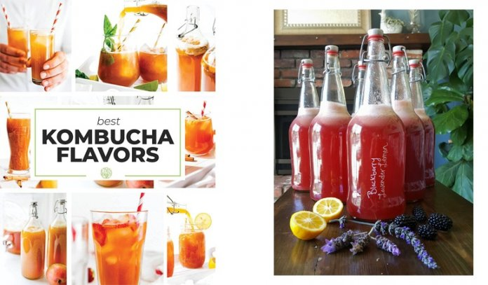 The 30 Best Kombucha Flavors Of All Time