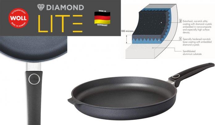 12.5-Inch Diamond Pan