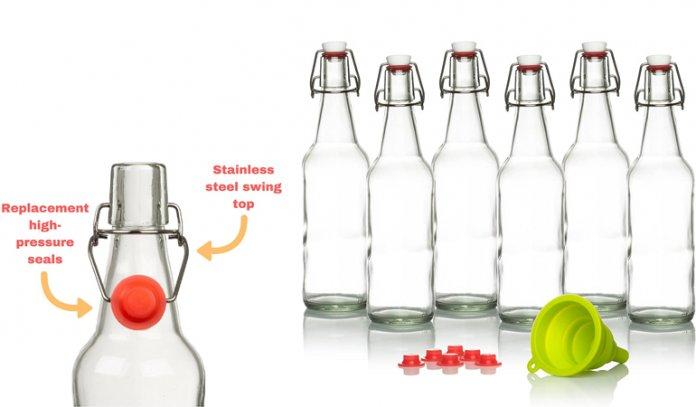 best kombucha bottles in 2021