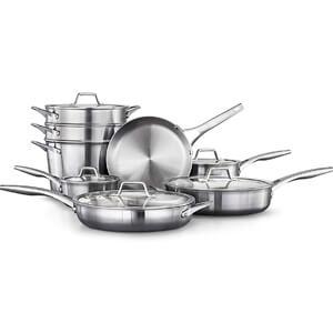 13-Piece Cookware Set