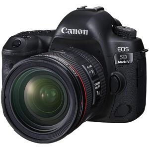 Full Frame Digital SLR Camera with EF 24-70mm f/4L IS USM Lens Kit