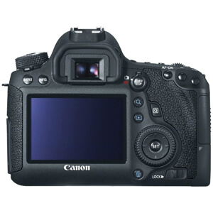 20.2 MP CMOS Digital SLR Camera with 3.0-Inch LCD