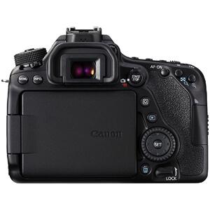Digital SLR Camera with 24.2 Megapixel (APS-C) CMOS Sensor and Dual Pixel CMOS AF