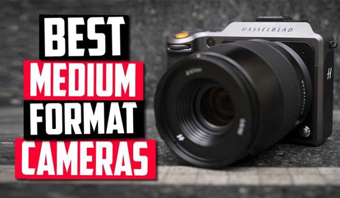 Best Best Medium Format Digital Cameras of 2021