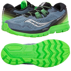 Lightweight, fluid and flexible, the Zealot 3 delivers saucony's very best running innovations