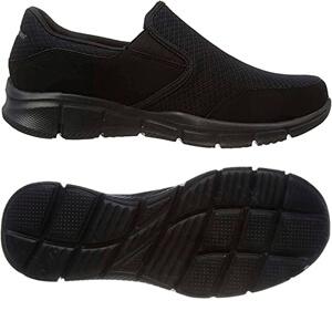 Skechers Men's Equalizer Slip-On Loafer for Metatarsalgia
