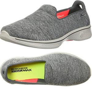 Skechers Women's Slip-On Walking Shoe for Metatarsalgia