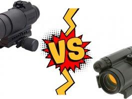 Aimpoint Comp M4 vs. M5 - 2021