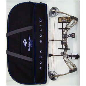 Compound Bow, Breakup Country Camo, RAK Package, Right Hand,