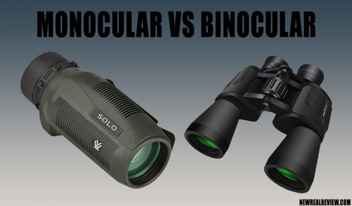 Monocular vs Binocular - Better for Birding, Hunting, or Hiking