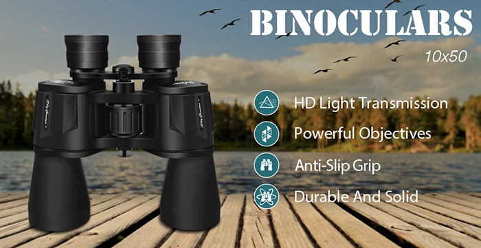 Binoculars for Bird Watching Travel Sightseeing Hunting Wildlife Watching Outdoor Sports Games and Concerts