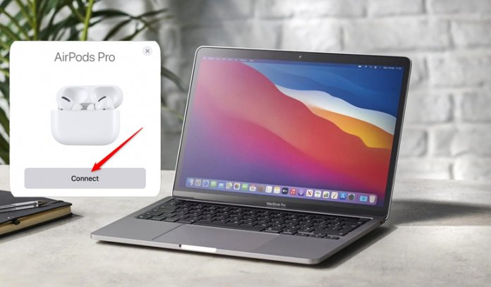 How to Connect Airpods Pro to MacBook?