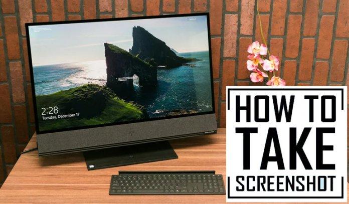 How to Screenshot on HP Laptop or Desktop Computers
