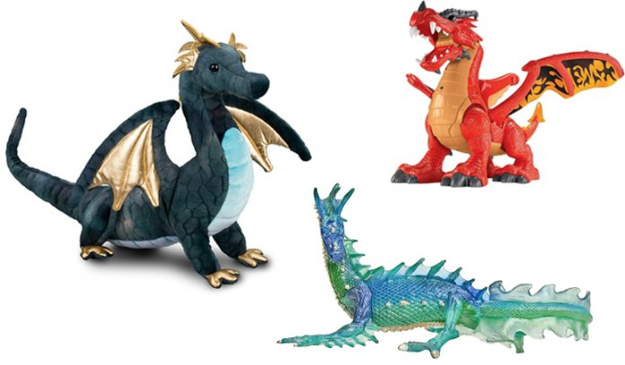 Best Dragon Toys For Toddlers Of 2021