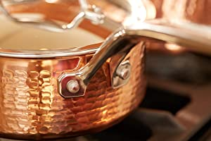 The Maintenance of copper pan