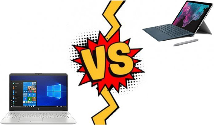 Touch Screen Laptops vs Non Touch Laptops in 2021