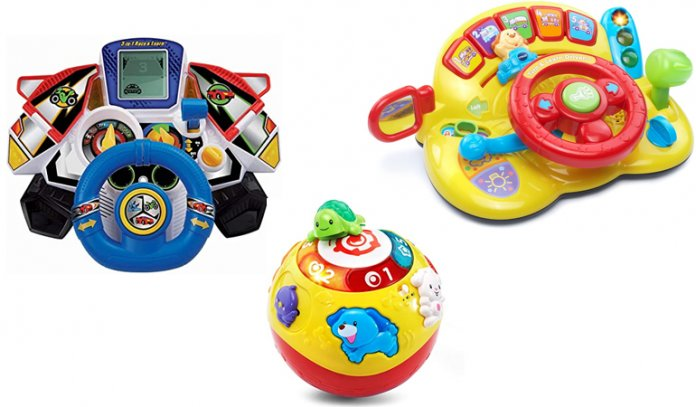 All About VTech Toys