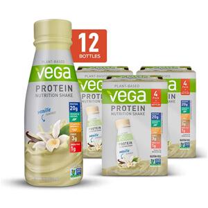 Vanilla - Plant Based Vegan Nutrition Shake with Veggies