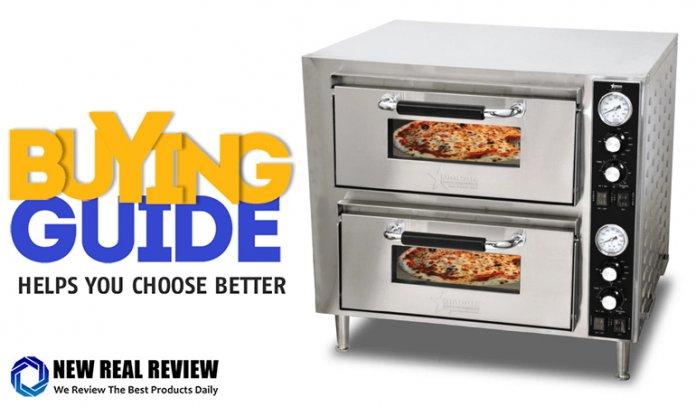 Buying Guide - Best Countertop Pizza Oven