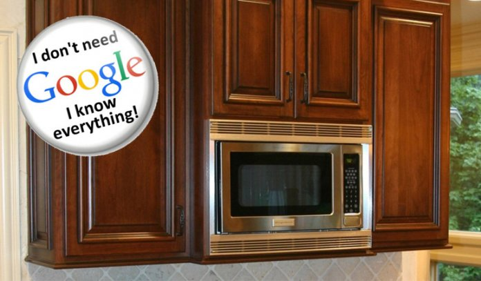 Know Everything about a Microwave Cabinet in 2021
