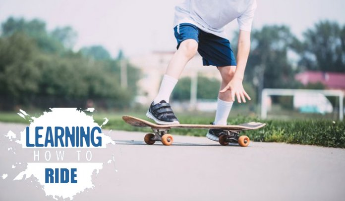 How to Ride a Skateboard: Beginner's Guide