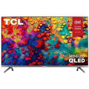 6-Series 4K QLED Dolby Vision HDR Roku Smart TV