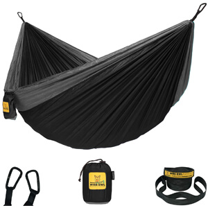 Portable Hammock for Outdoor, Indoor, Single & Double Use