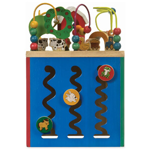 Discover Farm Animals Activity Center for Kids 1 year +