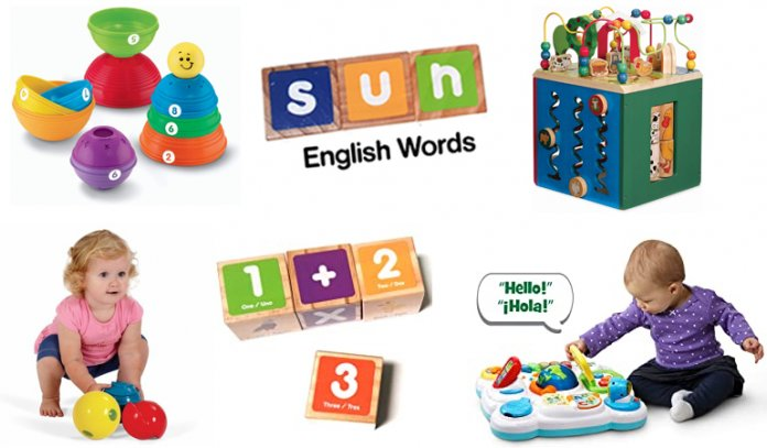How to Choose Best Educational Toys for Children Under 1 Year