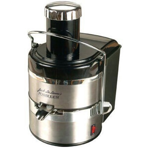 Deluxe Stainless-Steel Electric Juicer