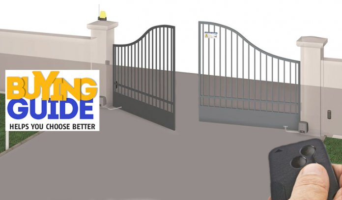Best Automatic Gate Opener - Buyer's Guide